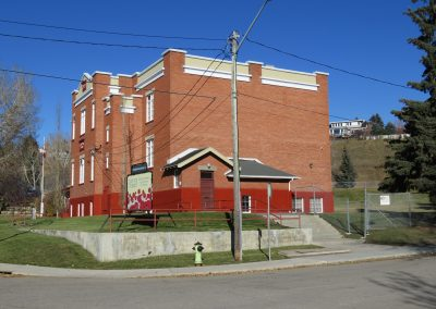 Section 19C - Fire Hall No. 3 to Zoo Station
